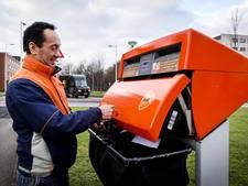 Helft brievenbussen weg in Overijssel, deze blijven staan