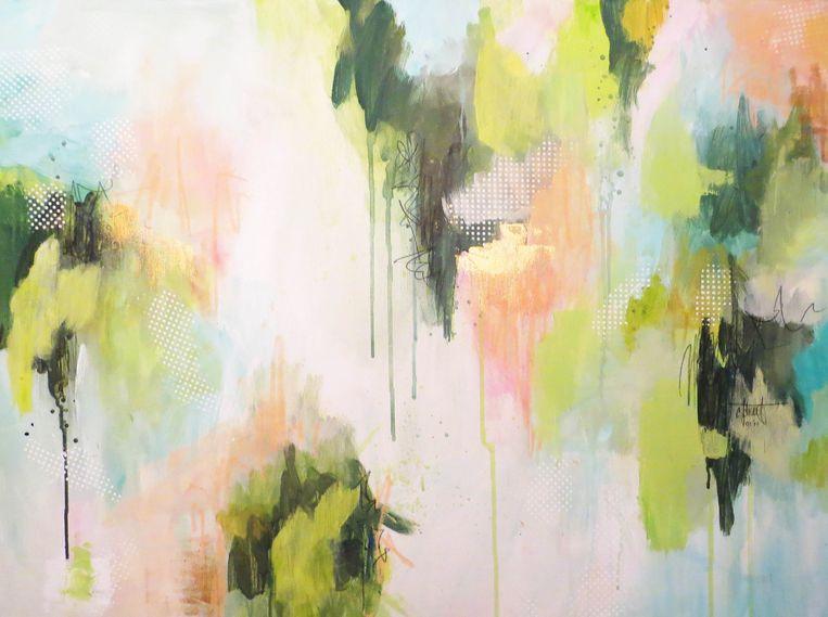 Een werk van Carmen Schneider
