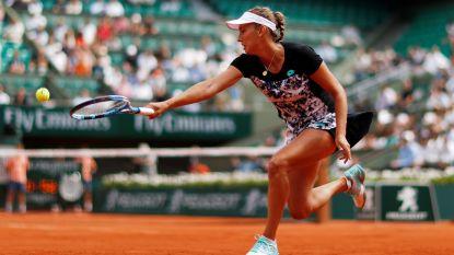 """Elise Mertens kan lessen trekken uit achtste finale tegen nummer één: """"Een niveautje te hoog"""""""