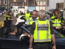 Grootste politieactie in jaren in Scheveningen