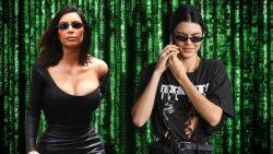 Celebs zijn massaal in de ban van 'The Matrix' als nieuwste modetrend