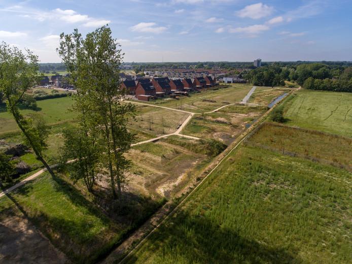 De Udenhoutse nieuwbouwwijk Den Bogerd, gefotografeerd in juni 2018.