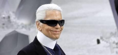 'Karl Lagerfeld was een grootheid in de mode. Hij had een gave'