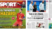 TT 10/7. Hazard siert Spaanse voorpagina's - Sven Vandenbroeck bondscoach van Zambia - Mahrez tekent bij Man City