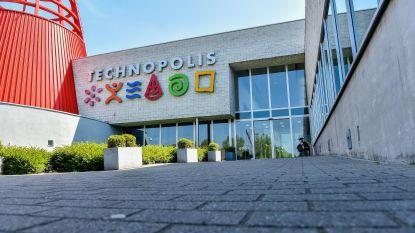 Gentse leerlingen testen nieuwe zone STEK in Technopolis