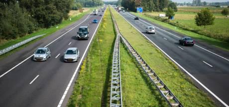 Minister wil snelheid op A50 niet verlagen, ondanks brief uit Oss