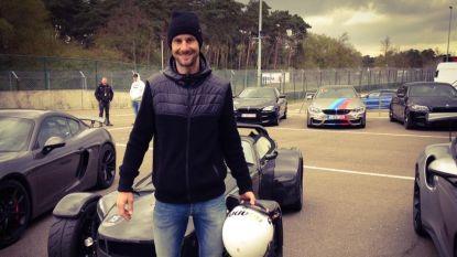 Er is leven na het wielrennen: Boonen scheurt met zijn Donkervoort over circuit van Zolder
