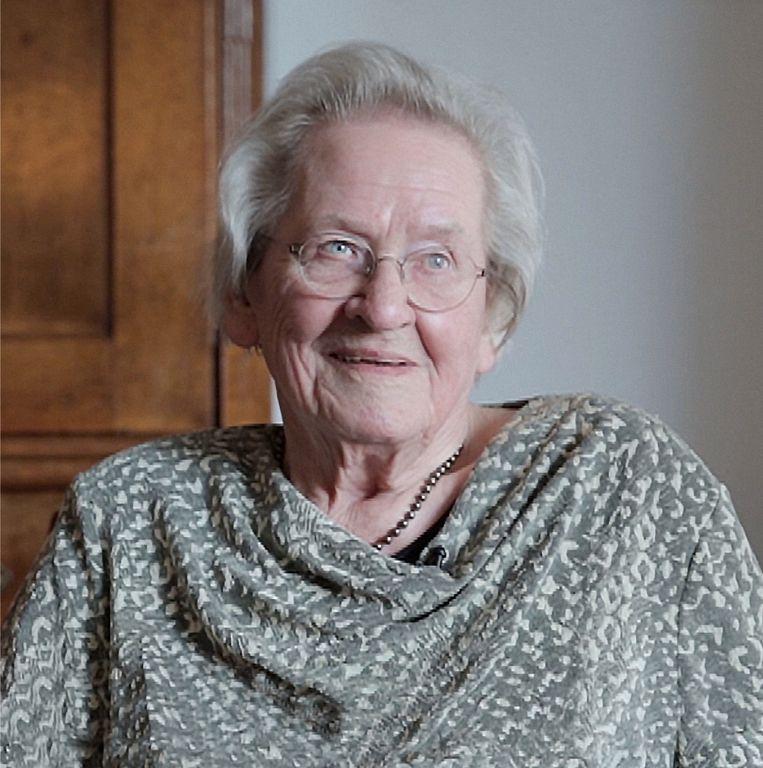 Suus von der Fuhr vocht tegen armoede en onrechtvaardigheid. En soms met de katholieke kerk. Ze werd 96 jaar.  Beeld TR BEELD