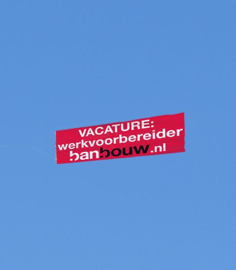 BanBouw uit Nuenen werft personeel vanuit de lucht