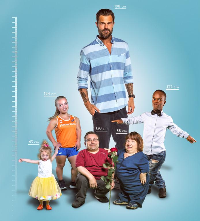 Arie en de kleine mensen