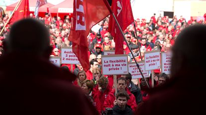 Vakbonden plannen algemene staking op 7 oktober