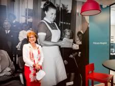 Prinses Margriet opent huisvesting Rode Kruis