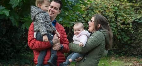 Gezin met baby verliet China halsoverkop: 'Ik verloor mijn baan, nu ben ik fulltime moeder'
