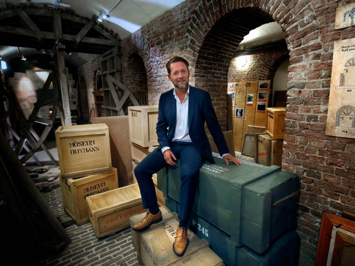 Deze expositie brengt de geschiedenis van Slot Loevestein weer tot leven