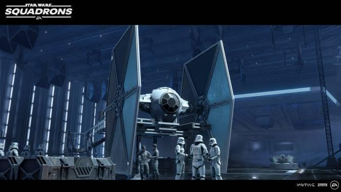 Bekijk hier indrukwekkende kortfilm rond nieuw Star Wars-vliegspel 'Squadrons'