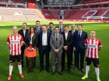 PSV-deal ís meer dan sponsoring alleen