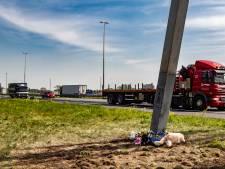 Rijkswaterstaat onderzoekt matrixportaal na ongelukken met negen doden