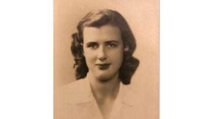 Kleindochter Lieven Gevaert op 84-jarige leeftijd overleden