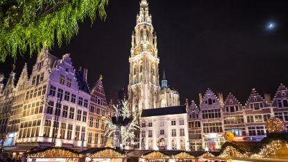 Openingsfeest Winter in Antwerpen belooft magisch te worden: dit staat er te gebeuren