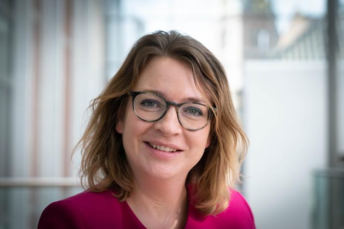 Anne Janssen, wethouder van de gemeente Wageningen.