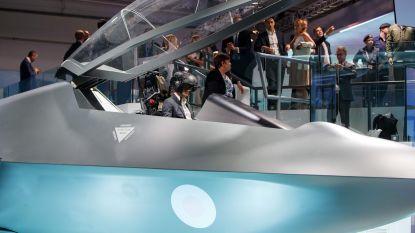 Londen pakt uit met nieuw gevechtsvliegtuig