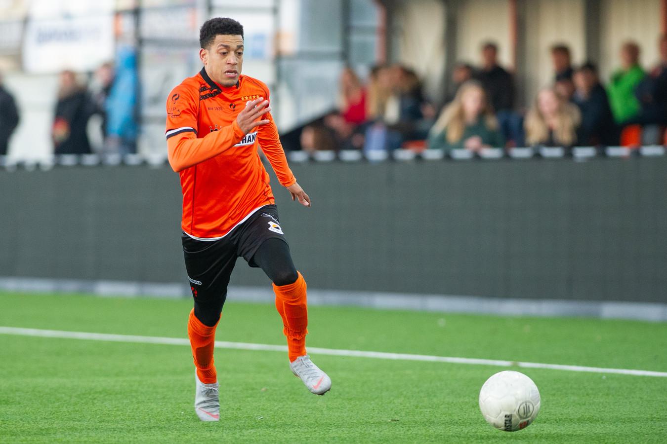 Damiano Schet is een van de spelers met een RKC verleden bij Katwijk.