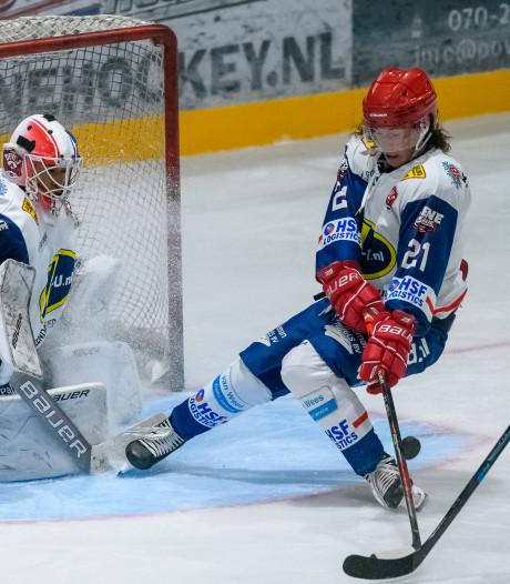 IJshockeyformatie Devils stijgt naar belangrijke vijfde plaats