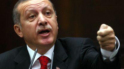 """Erdogan eist terugtrekking Amerikaanse troepen uit Syrische stad Manbij: """"Waarom blijven jullie?"""""""
