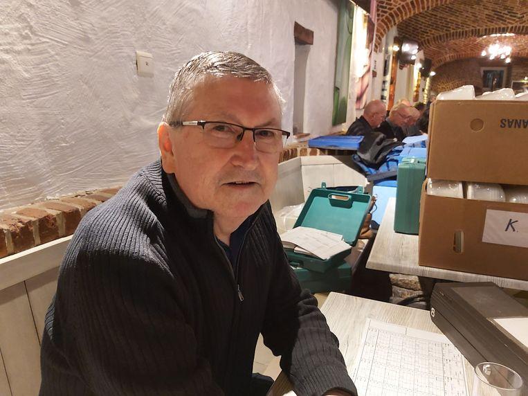 Jacky Struyven, de drijvende kracht achter de kaartwedstrijden