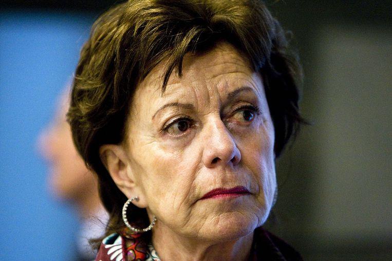 Neelie Kroes (ANP) Beeld