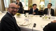 """Charles Michel in China: """"Zonder Ceta-akkoord was schade voor ons land aanzienlijk"""""""