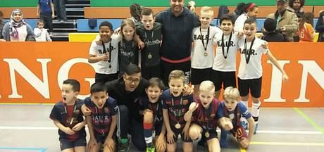 Genieten van panna's tijdens voetbalmasters in Arnhem