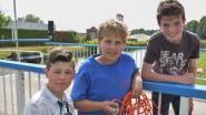 Drie tieners halen mortier uit kanaal Dessel-Turnhout-Schoten