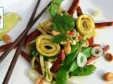 Recept van de dag: Aziatische noedelsalade met mangosaus