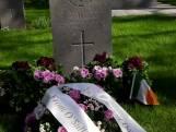 Oud-strijder O'Sullivan herdacht in Vlissingen