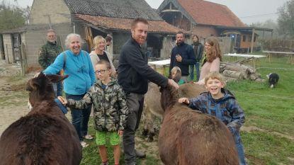 Ezelboerderij Den Dolaard wordt vzw