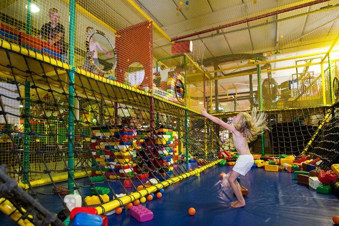 Kinderen konden zich achttien jaar uitleven in speelparadijs Dolle Pret.