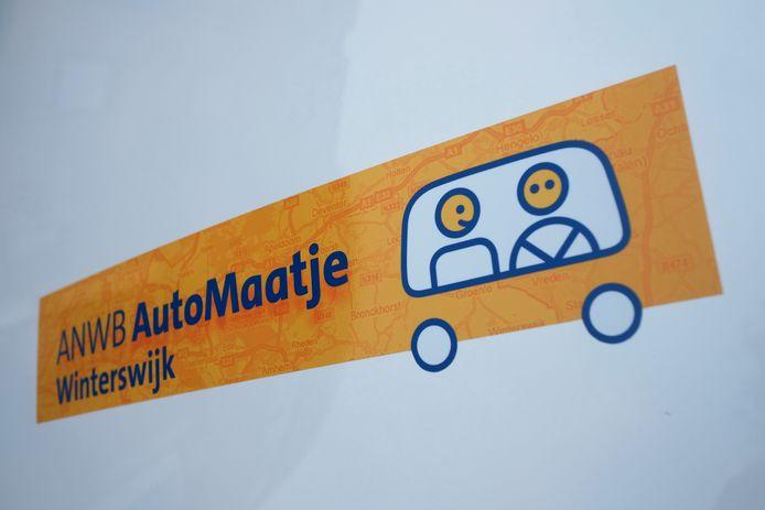 Automaatje Winterswijk.