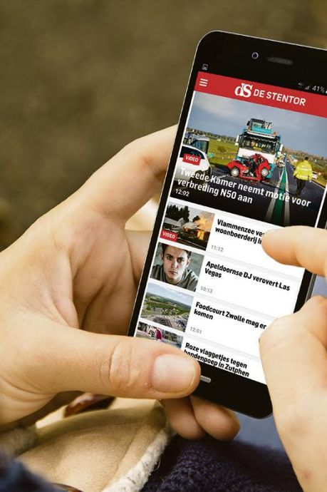 Download de app van de Stentor