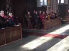 De geest van Theo Driessen leeft voort met Gregoriaanse zang in Helmond