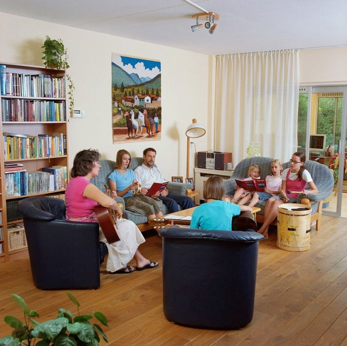 Portret: Familie Paans, Gereformeerde Gemeenten | Overig