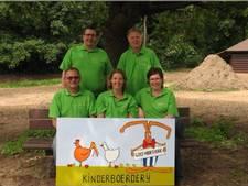 Kinderboerderij Gennep viert eerste lustrum