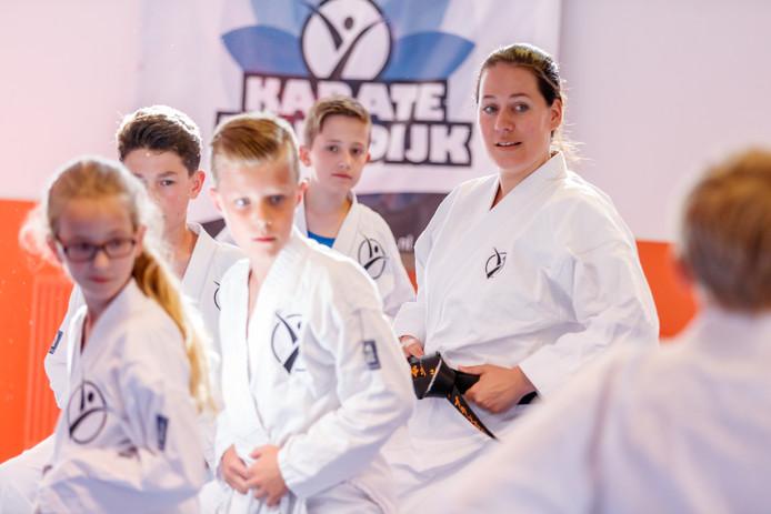 Door permanente verhuur aan Karate Moerdijk is de grote zaal van De Kristal niet meer beschikbaar voor bijeenkomsten van 'algemeen belang'.