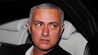 José Mourinho spreekt voor het eerst sinds ontslag bij Manchester United