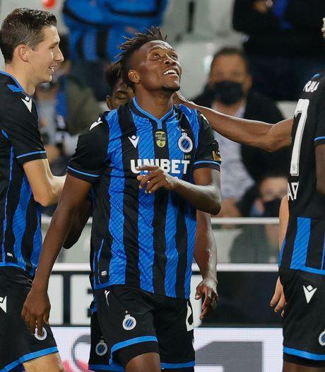 David Okereke (Club Bruges) reste une semaine de plus en quarantaine