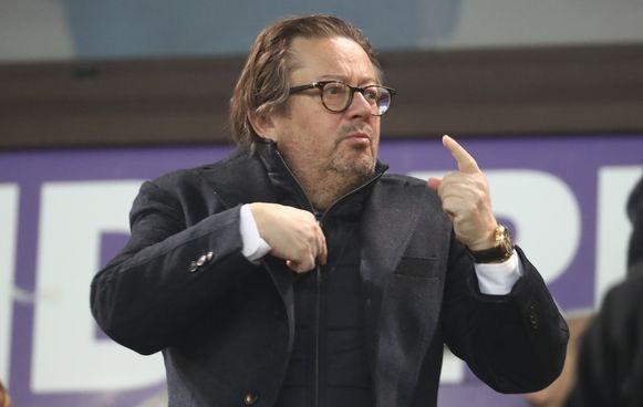 Marc Coucke liet eerder al uitschijnen dat Anderlecht dit seizoen nog wil spelen.
