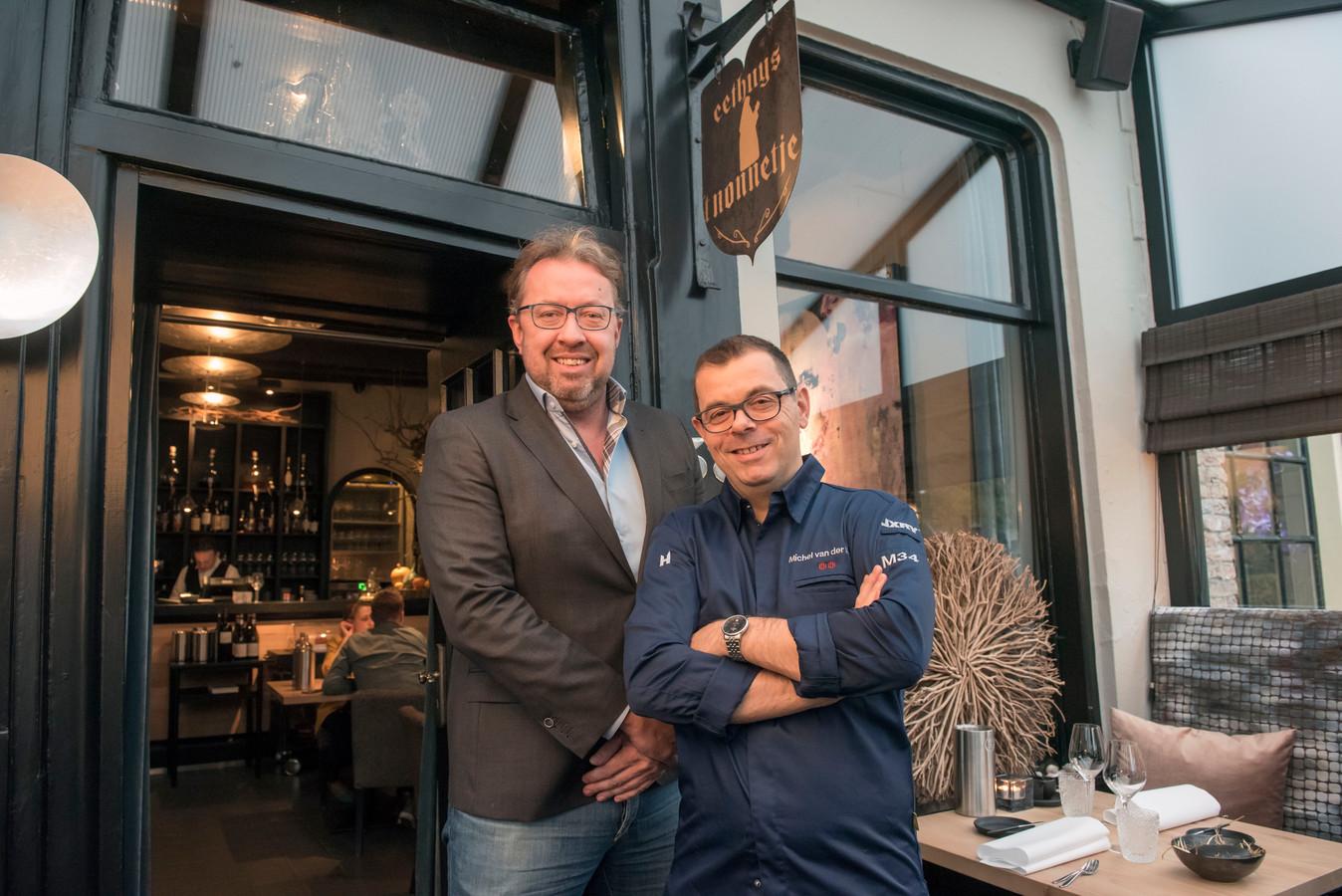 Restaurant t Nonnetje in Harderwijk van eigenaar Robert Jan Nijland en chefkok Michel van der Kroft stijgen een half punt in de Gault&Millau-ranglijst en belanden daarmee in de tp 10 van beste Nederlandse restaurants volgens die lijst.