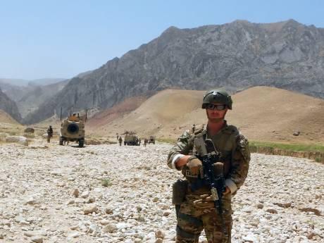 SVS'65-voetballer Levi Slob gaat voor de tweede keer op missie naar Afghanistan: 'Nooit zonder risico'