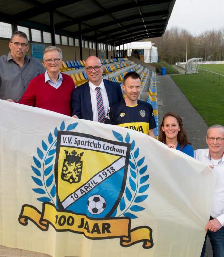 Sportclub Lochem zoekt oud-leden voor knalfeestje'