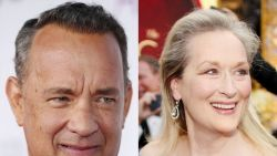 Twee filmgiganten in één prent: Tom Hanks en Meryl Streep in 'The Post'